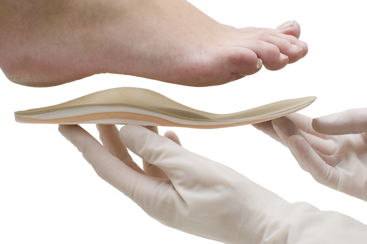 orthotics in kingston ontario