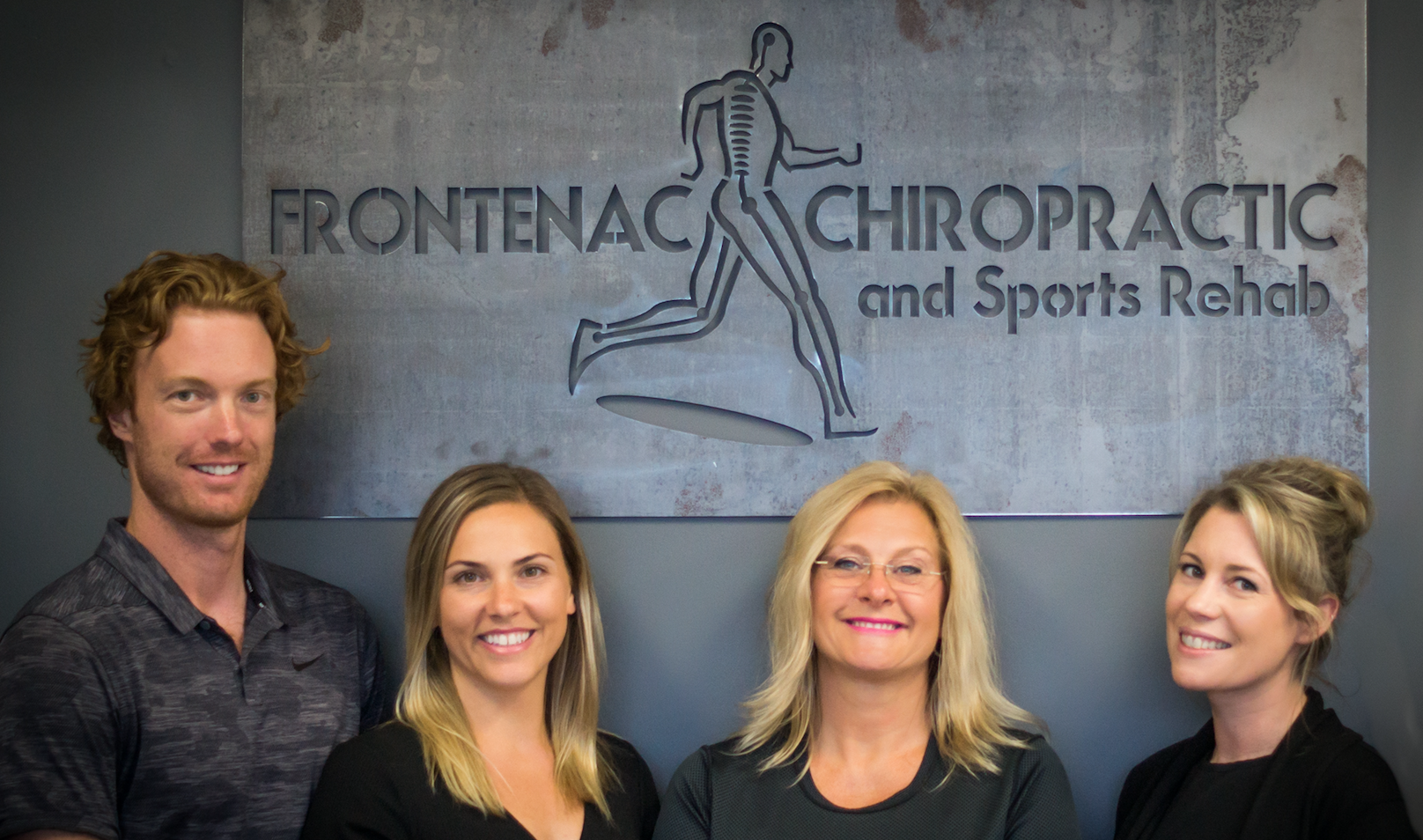 Frontenac Chiropractic Kingston Ontario Team