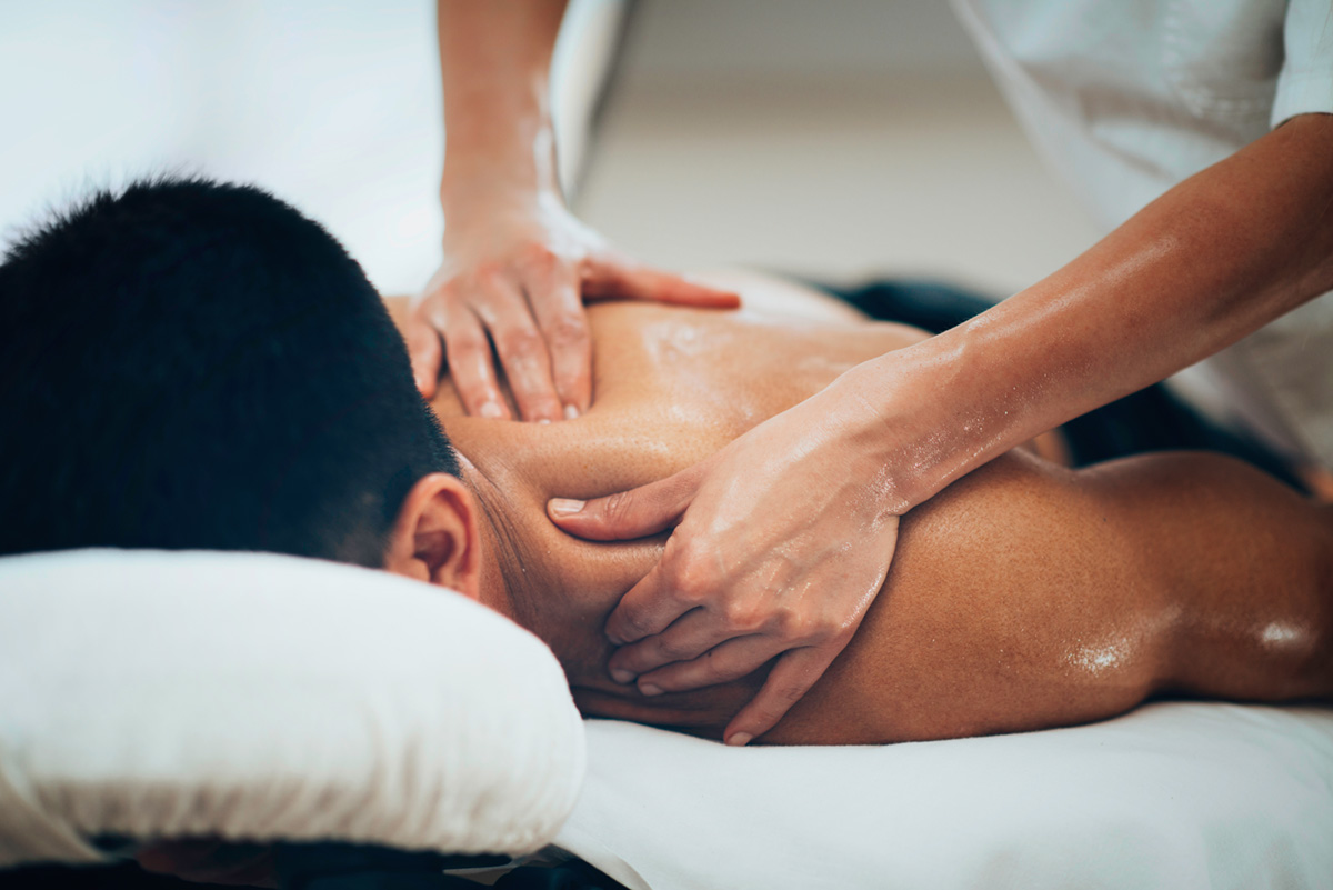 Massage Therapy in Kingston