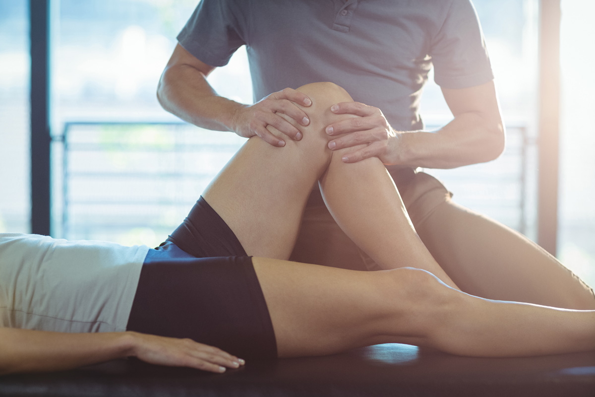 Myofascial Release Therapy in Kingston